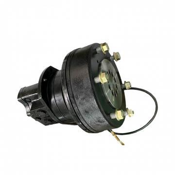 Case 450CT-3 2-SPD RH Hydraulic Final Drive Motor